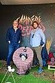 Robert Englund & Alexandre Aja - Presentació CAMPFIRE CREEPERS (36878500394).jpg
