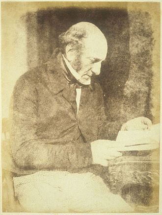 Robert Liston - Robert Liston, photograph circa 1845 by Hill & Adamson