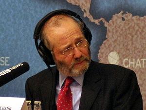 Robin Lustig - Lustig in 2011