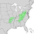 Robinia pseudoacacia distribution map.png