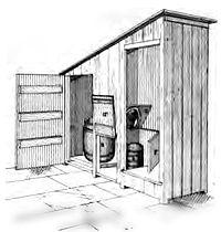 Rochdale corporation pail closet