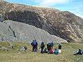 Roche moutonnée - geograph.org.uk - 11073.jpg