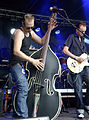 Rock A Radio - Benni – Rock 'N' Rose Festival 2014 01.jpg