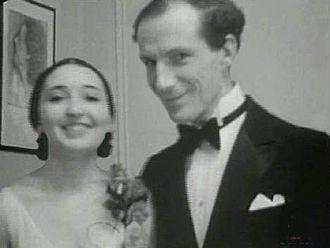 Léon Theremin - Clara Rockmore and Léon Theremin