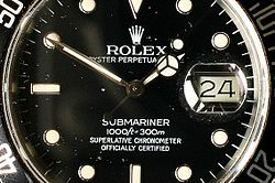 Rolex Submariner 300m Chonometer
