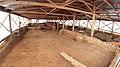 Roman horse changing stations (mutationes) at Lithohori, Kavala 2.jpg