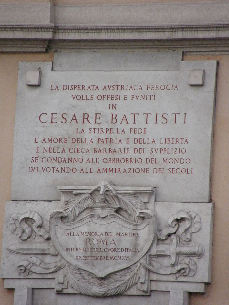 Via Cesare Battisti  Piattoni Villa Sant Antonio Castel Di Lama Ap