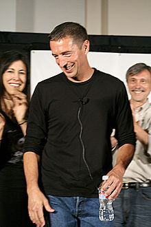 Ron Reagan in 2008