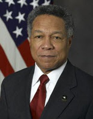 Assistant Secretary of the Army (Manpower and Reserve Affairs) - Image: Ronald J James