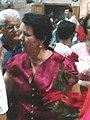 Rosângela Mendes na Catedral de São Sebastião, Coronel Fabriciano MG.jpg