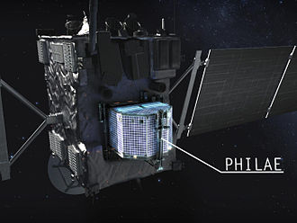 Rosetta (spacecraft) - Rosetta and Philae
