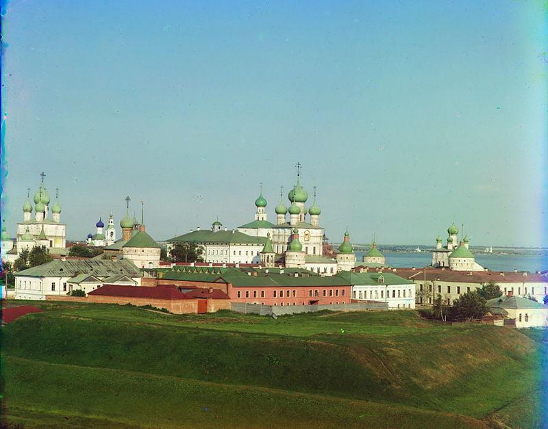 Ростов Великий, 1911 г