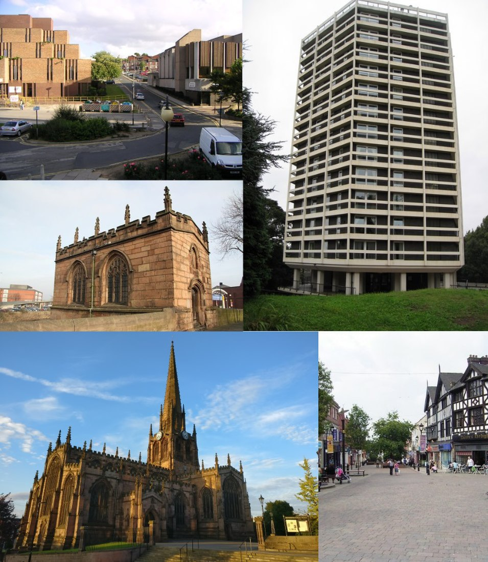 Rotherham montage