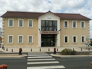 Roumazières-Loubert - Town hall