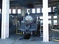 Roundhouse of the Kyoto Railway Museum 05.jpg