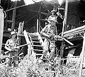 Royal Scots searching buildings 10-1944.jpg