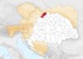 Royaume de Hongrie 1914 Comitat de Trencsén.png