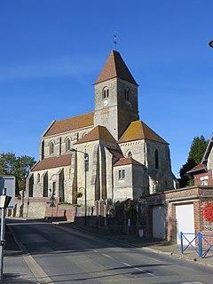 Roye-sur-Matz Commune in Hauts-de-France, France