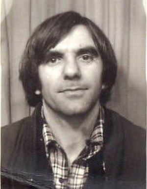 West Germany - Rudi Dutschke, student leader
