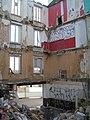 Rue Sébastopol, destruction d'immeuble 03.jpg