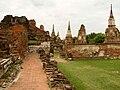 Ruins of Ayutthaya Thailand 27.jpg