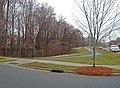 Running path near natural Park land Birkdale Village (5488721237).jpg
