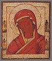 Ruský ikonový maliar z 18. storočia - Bohorodička - O 637 - Orava Gallery.jpg