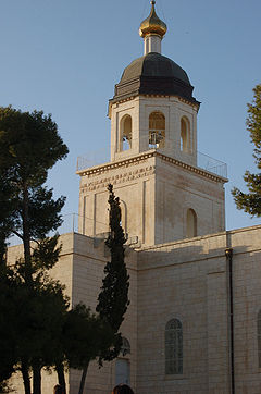 Russian monastery in Hebron