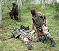 Rwandan Defense Force combat lifesaver training, March 2011 - Flickr - US Army Africa (1).jpg