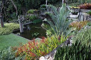 Roberto Burle Marx - Farmhouse and chapel gardens in Barra de Guaratiba where Burle Marx died in 1994