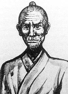 Matsumura Sōkon Okinawan karateka