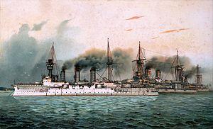 S.M. Uebungsgeschwader Victoria Louise & Kurfürst Friedrich Wilhelm & Weissenburg.jpg