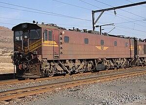 1980 in South Africa - Class 7E1