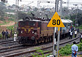 SC bound Bhagyanagar Express at Secunderabad.jpg