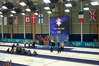 Curling at the 2002 Winter Olympics - The Olympic medalists of the Curling Women's event