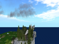 SL - ciel bleu et château virtuels.png