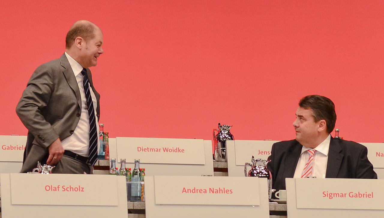 SPD Bundesparteitag Leipzig 2013 by Moritz Kosinsky 001.jpg