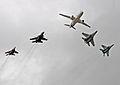SSJ-100, Micoyan&Gurevich MiG-29M-OVT & MiG-35, Sukhoi Su-35BM & Su-30MKM (4321422287).jpg