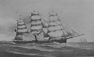 SS London (1864) - SS London (1864)