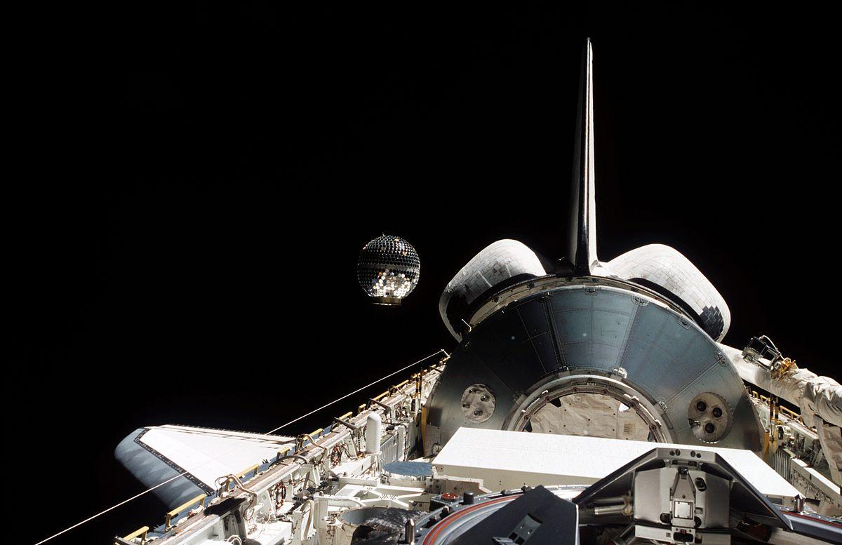 List of passive satellites - Wikipedia