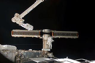 STS-117 human spaceflight