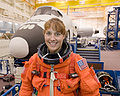 STS131 Dorothy Metcalf Jan10.jpg
