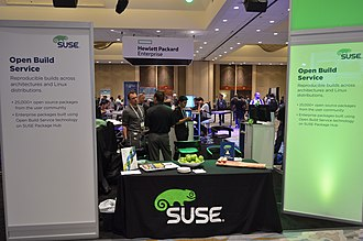SUSE Linux - SUSE at Linuxcon
