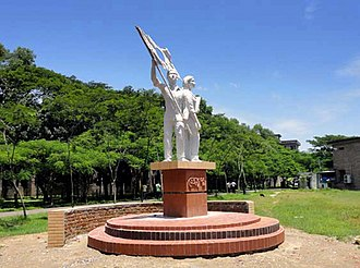 Shahjalal University of Science and Technology - Liberation War Memorial Chetona'71