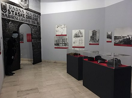 An exhibition dedicated to the Jasenovac victims, Banja Luka Sa izlozbe o Jasenovcu, Muzej Republike Srpske3.jpg