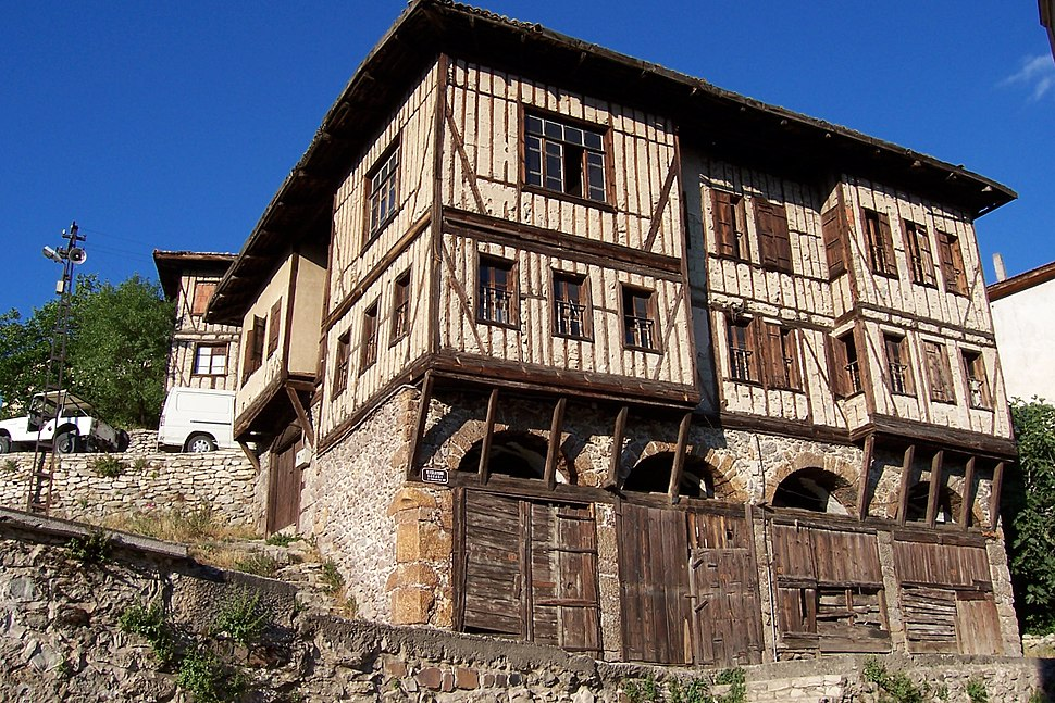 Safranbolu traditional house 1