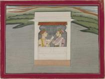 Sage Sukdeva and King Parikshit.png