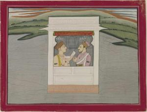 Parikshit - Sage Shuka and King Parikshit