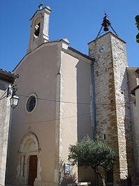 Saint-Mamert-du-Gard (Gard, Fr), église.JPG