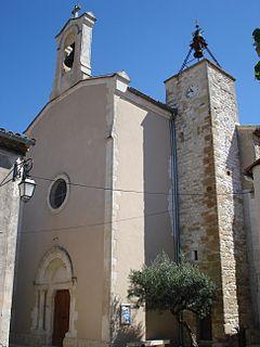 Saint-Mamert-du-Gard Commune in Occitanie, France